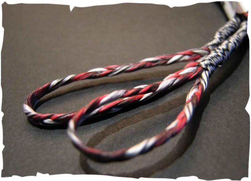 corde dacron pour arc de 68 pouces